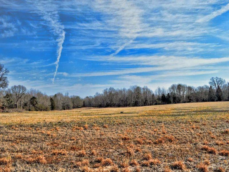 84 Acres On Augusta Road : Honea Path : Greenville County : South Carolina