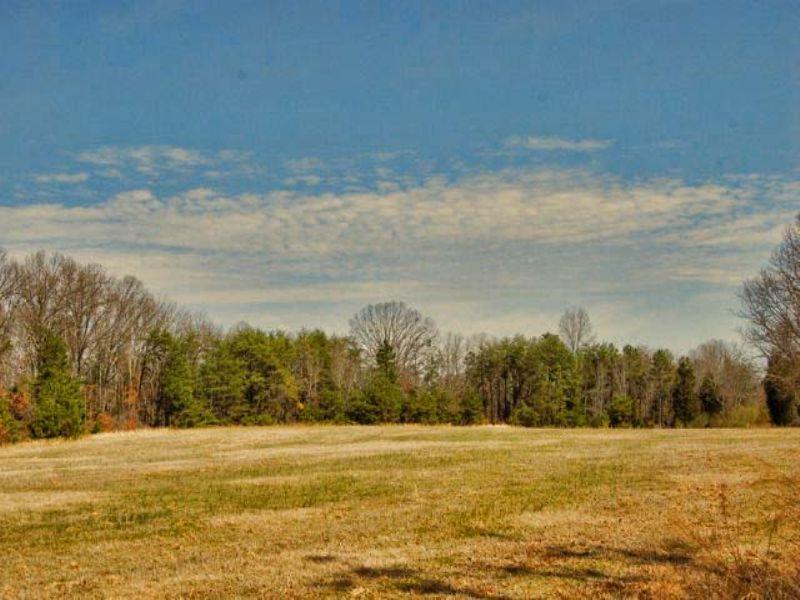 Two Estate Sites : Honea Path : Greenville County : South Carolina