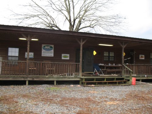 Hawg Head Lodge - Priced To Sell : Rockledge : Laurens County : Georgia