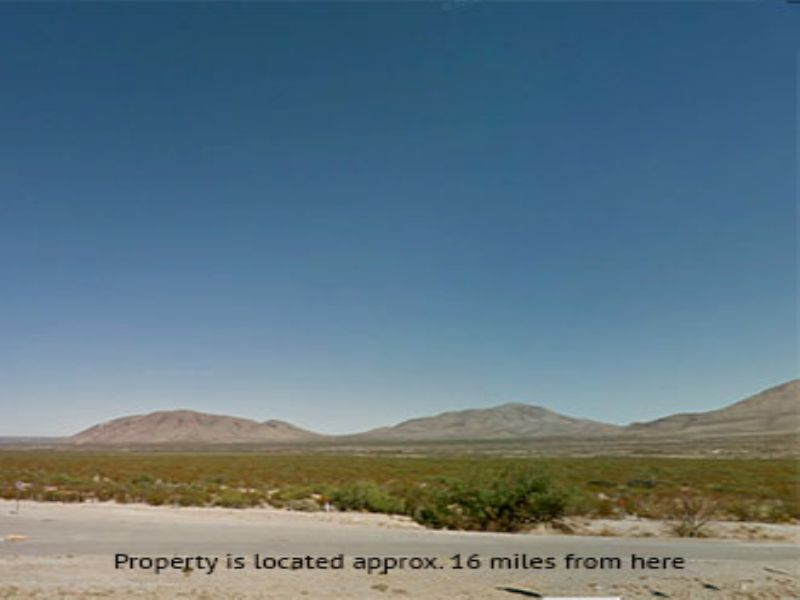 20.86 Acres 2 Hours From El Paso : Fort Hancock : Hudspeth County : Texas