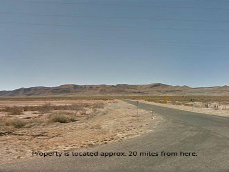 160.00 Acres Near Van Horn : Van Horn : Hudspeth County : Texas