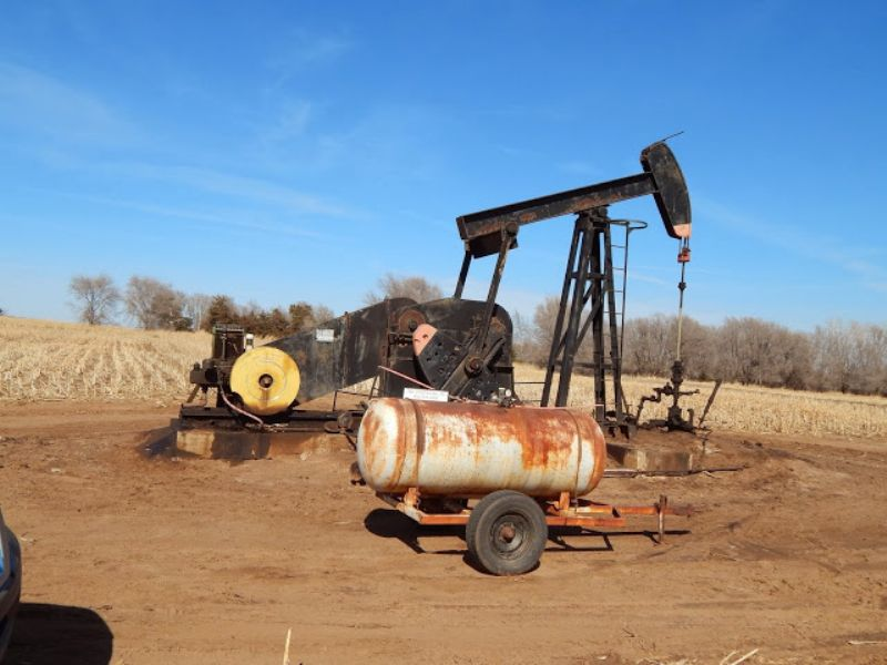 213 Acre Auction : Zenda : Kingman County : Kansas