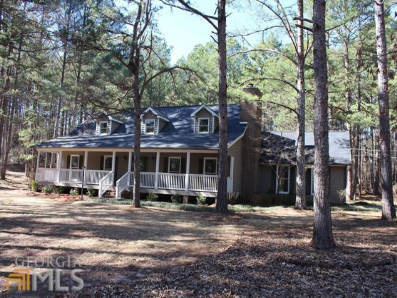 Renovated Home On 5 Beautiful Acres : Covington : Walton County : Georgia