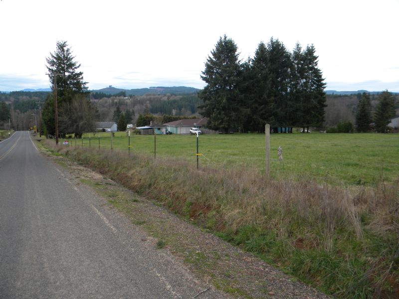 5 Acres Of Pasture : Winlock : Lewis County : Washington