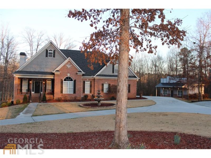 Equestrian Dream House 10+ Acres : Monroe : Walton County : Georgia