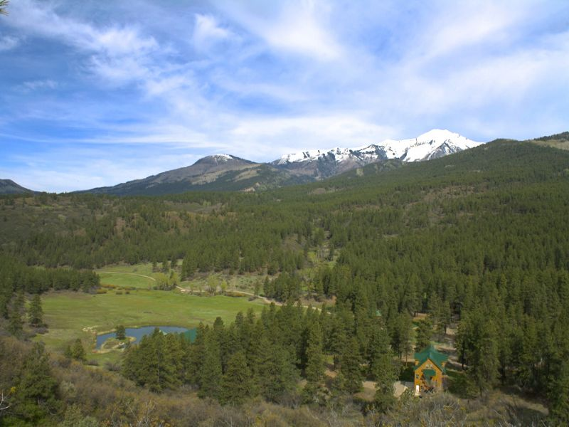Silver Mountain Ranch : Durango : La Plata County : Colorado