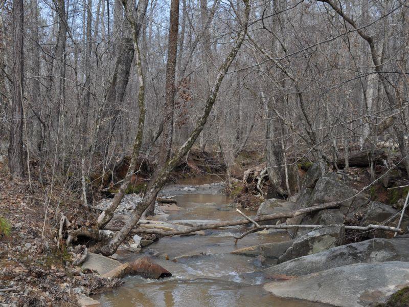 Pistol Creek : Tignell : Wilkes County : Georgia