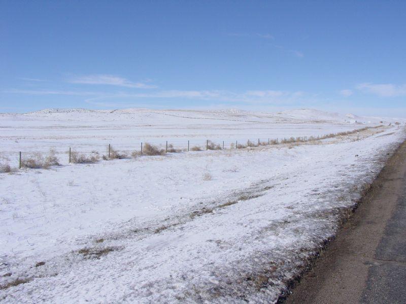 2,161+/- Acre Nebraska Grassland : Alliance : Box Butte County : Nebraska