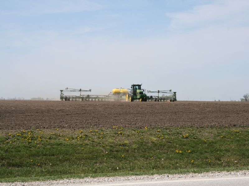Farmland Auction : Waverly : Morgan County : Illinois