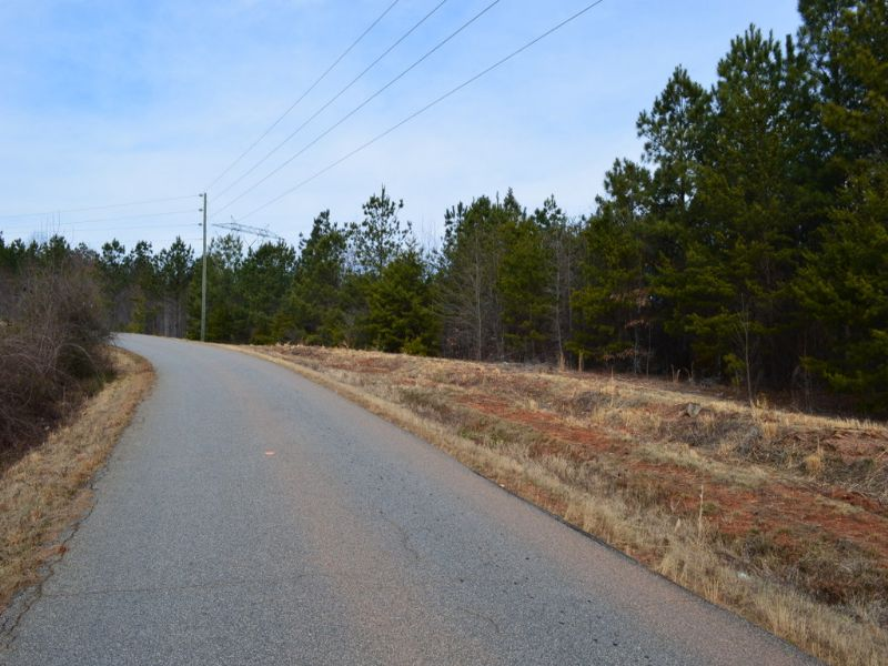 15 Acre Unrestricted Land-paved Rd. : Campobello : Spartanburg County : South Carolina
