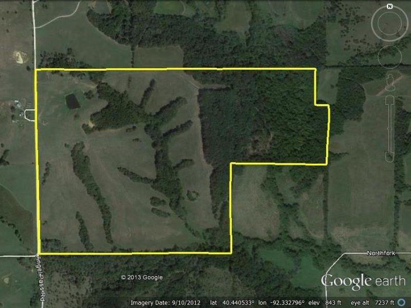 199 Acres : Memphis : Scotland County : Missouri
