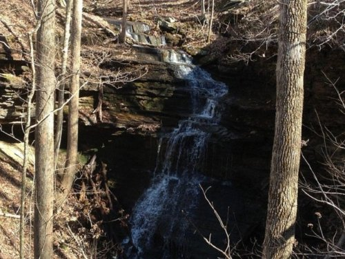 Water Falls For Sale 51.7+/- : South Pittsburg : Marion County : Tennessee