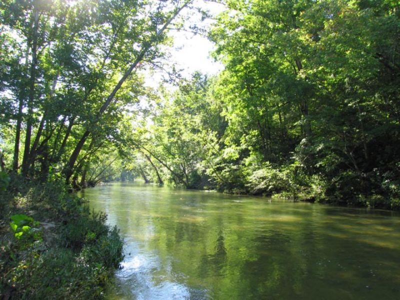 800' River Frontage W/ $500 Down : Vanzant : Douglas County : Missouri