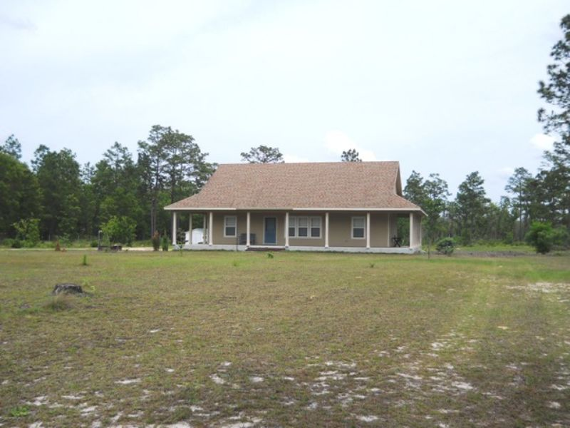 653 Acres Of Old Florida Land : Keystone Heights : Clay County : Florida