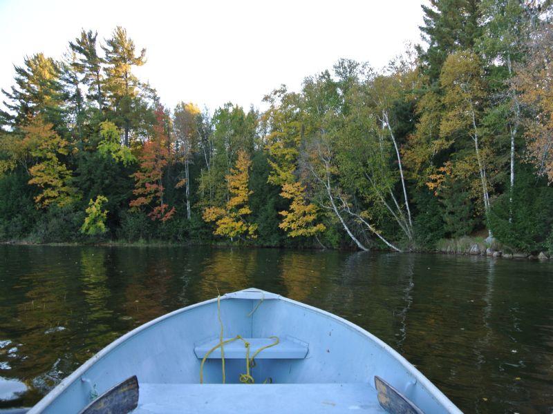 12 Acres On Two Sisters Lake : Newbold : Oneida County : Wisconsin