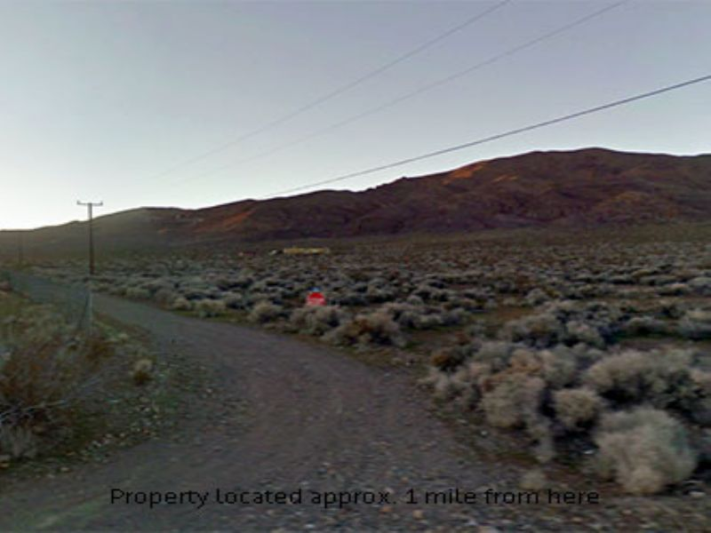 10.00 Acres Near Randsburg : Randsburg : Kern County : California