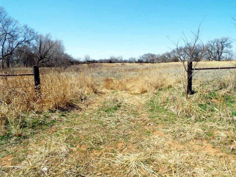 120 Acres * Hunting * Cabin : Manchester : Grant County : Oklahoma