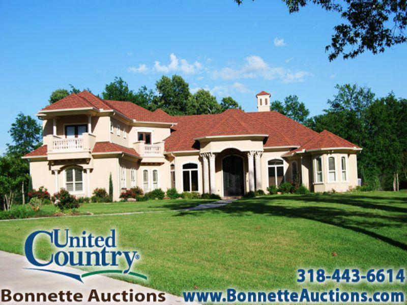 Breathtaking Longview Estate : Longview : Gregg County : Texas