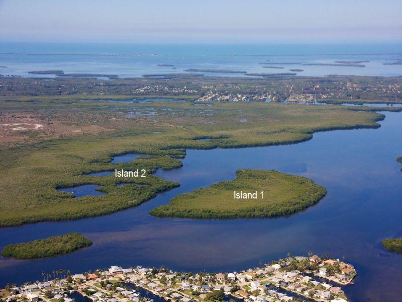 2 Private Islands, Bokeelia, : Bokeelia : Lee County : Florida
