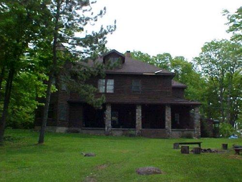 Ganster Island : Phelps : Vilas County : Wisconsin