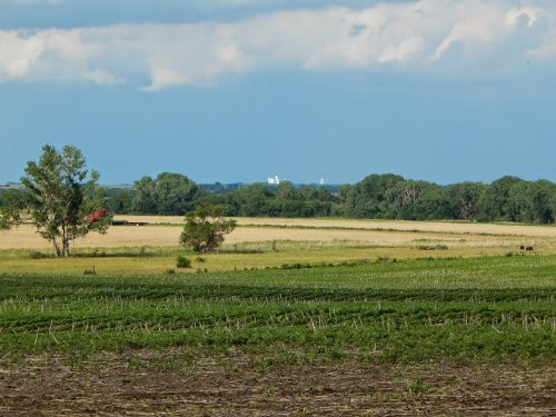 25 Acres With Home : Hillsboro : Marion County : Kansas