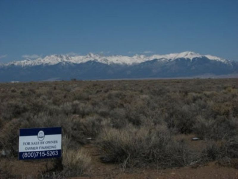 35 Acres Seller Financing, Low Down : Alamosa : Alamosa County : Colorado
