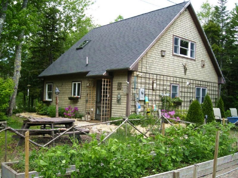 Brubaker's Boundaries Pigeon H. Bay : Milbridge : Washington County : Maine