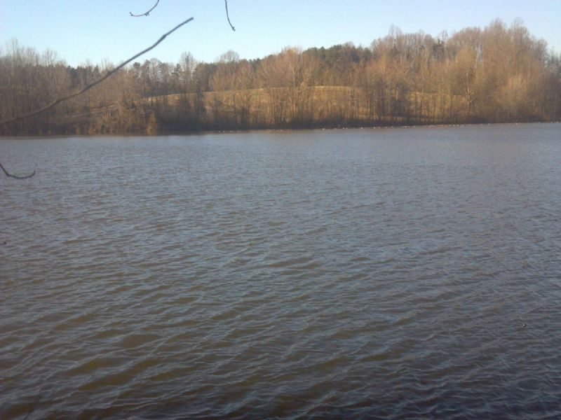 Lake Front Tract : Prospect : Prince Edward County : Virginia