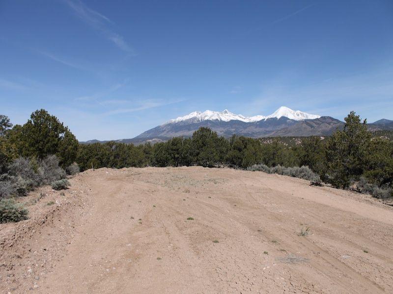 Sangre De Cristo Ranches Lot : Fort Garland : Costilla County : Colorado