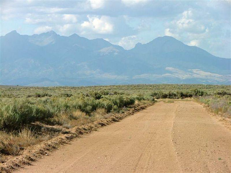 5 Acre San Luis Valley.terms $150/m : Blanca : Costilla County : Colorado