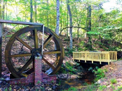 Waterwheel Farm : Mitchell : Glascock County : Georgia