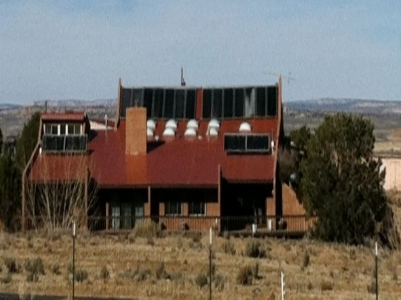 Private Luxury Country Estate : Crownpoint : McKinley County : New Mexico