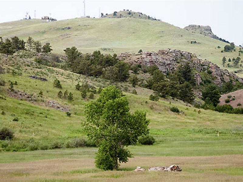 Lone Tree Creek Ranch : Granite Canon : Laramie County : Wyoming