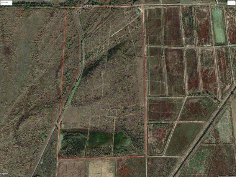 Broad Lake : Belzoni : Humphreys County : Mississippi