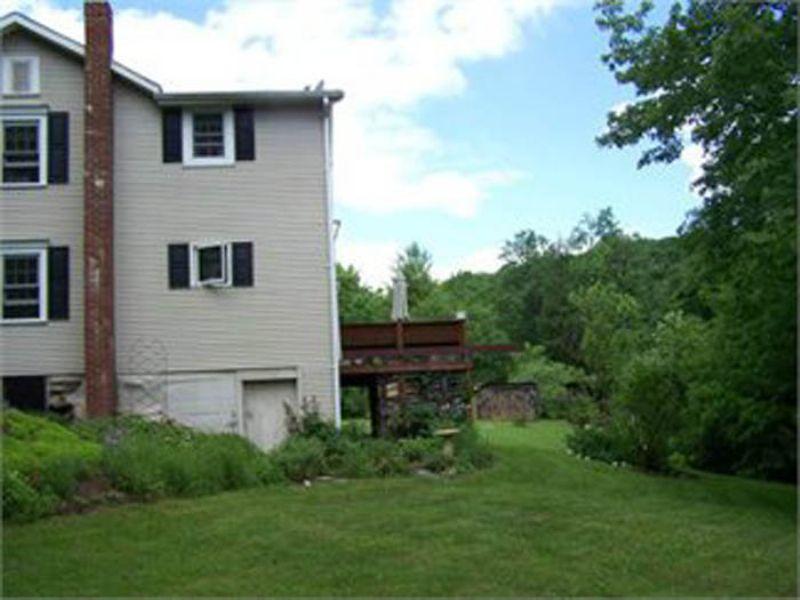 7.5 +/- Acre Farmette Auction : Benton : Columbia County : Pennsylvania