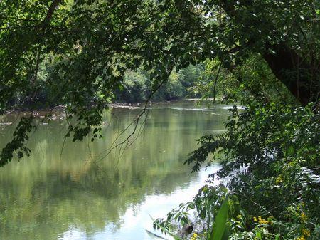 Cahaba River Retreat : West Blocton : Bibb County : Alabama