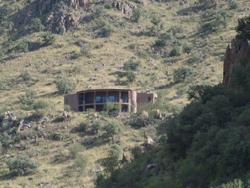 Arizona Ranch Estate : Tubac : Santa Cruz County : Arizona