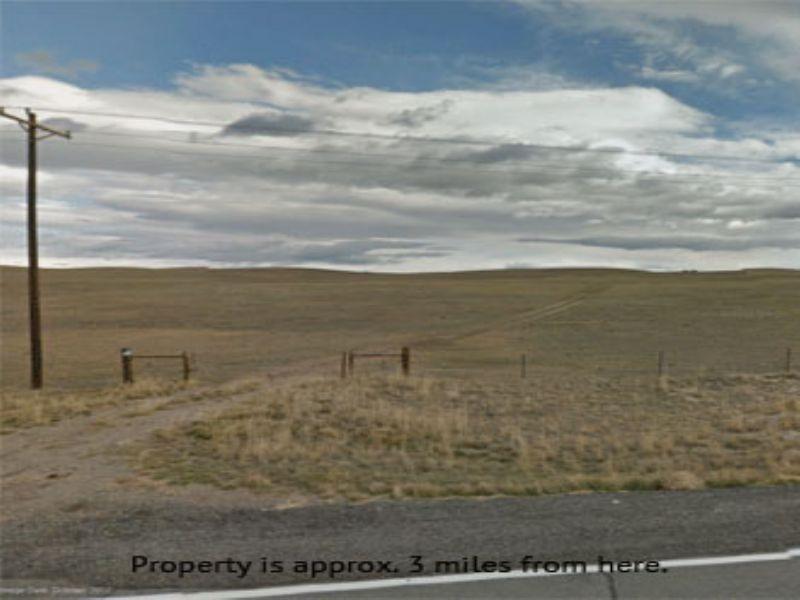 5.00 Acres Near Harsel : Hartsel : Park County : Colorado