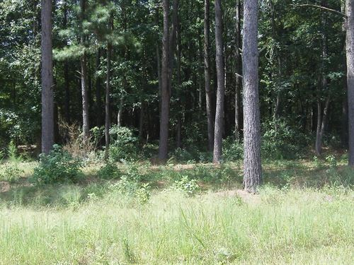 Deep Lake Farms - 5.63 Acre Lot : Shady Dale : Jasper County : Georgia