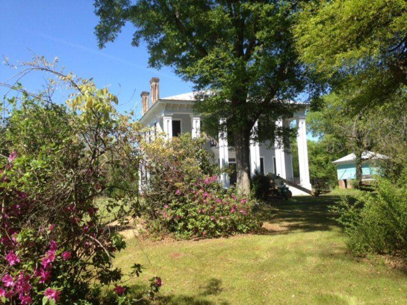 Webb-bonds Home : Greensboro : Hale County : Alabama