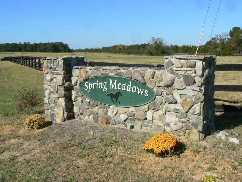 7+ Acres In Equestrian Subdivision : Aiken : Aiken County : South Carolina