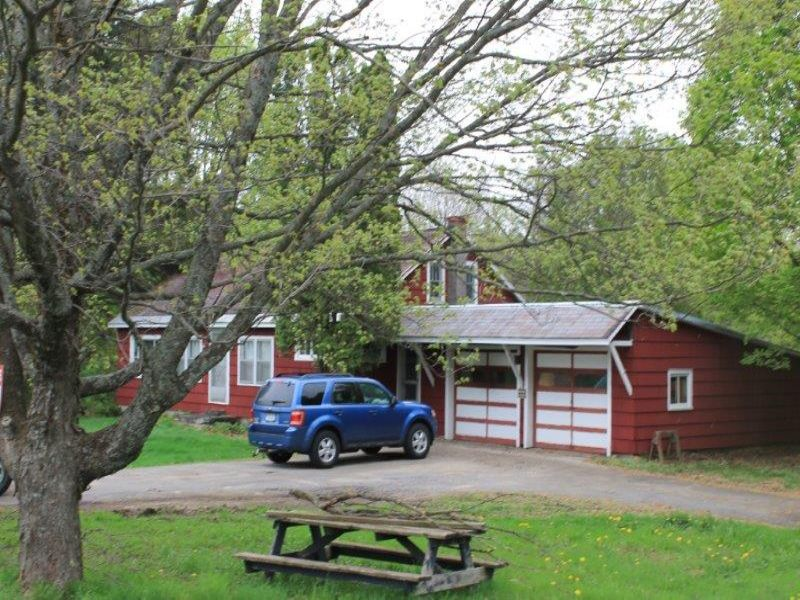 Waterfront Home In The Adirondacks : Salisbury : Herkimer County : New York