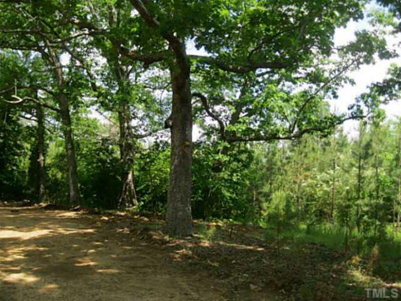835 Gum Springs Church Road : Moncure : Chatham County : North Carolina