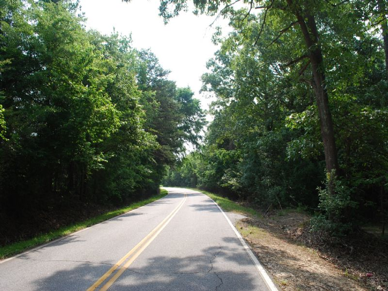 Reduced 57 Acre Wooded Tract : Pacolet : Spartanburg County : South Carolina