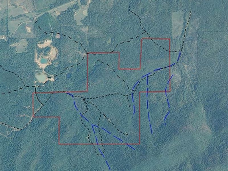 460+/- Acres Timberland : Centre : Cherokee County : Alabama