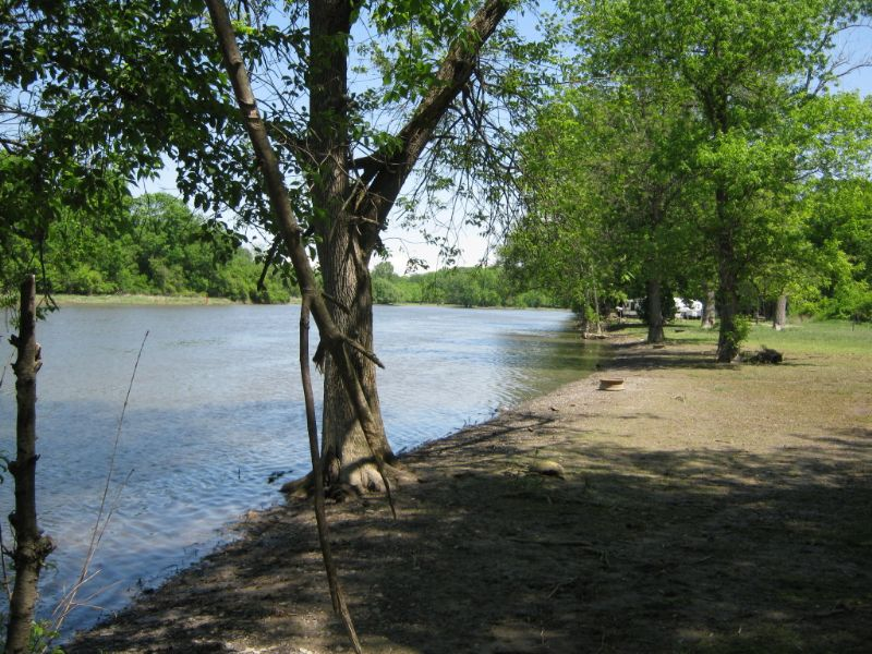 Rv Park & Marina On Seneca River : Brutus : Cayuga County : New York
