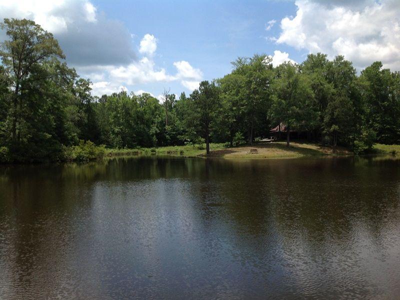 Forkland Farm : Forkland : Greene County : Alabama