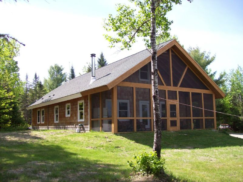 Grove Hill Outfitters : Brownville : Piscataquis County : Maine