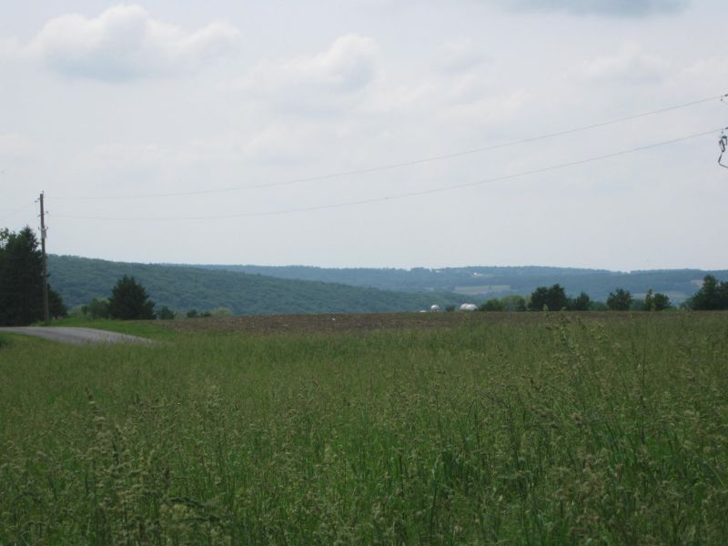 75+ Acres W/ Tillable Land : Groton : Tompkins County : New York