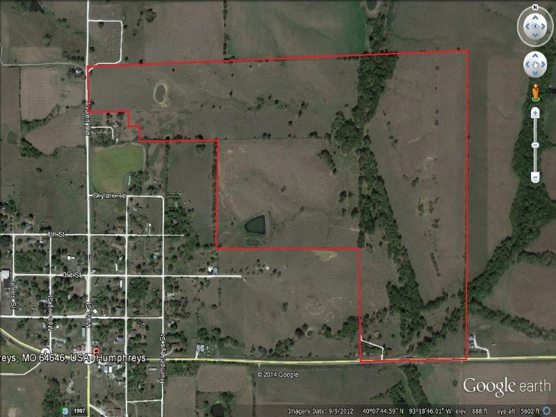 129 Acres With A High Return Rate : Humphreys : Sullivan County : Missouri